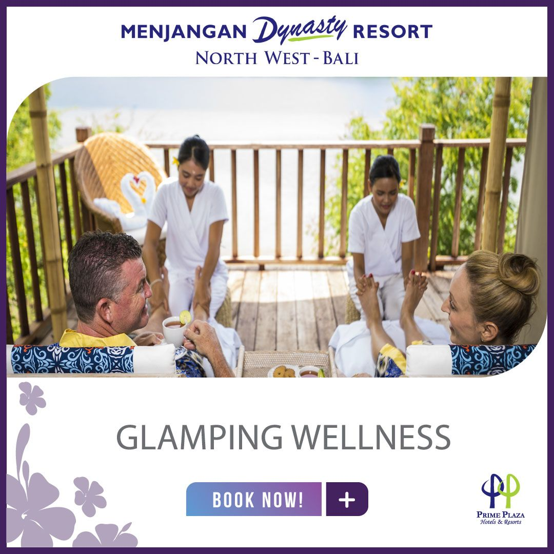 Glamping Wellness Package