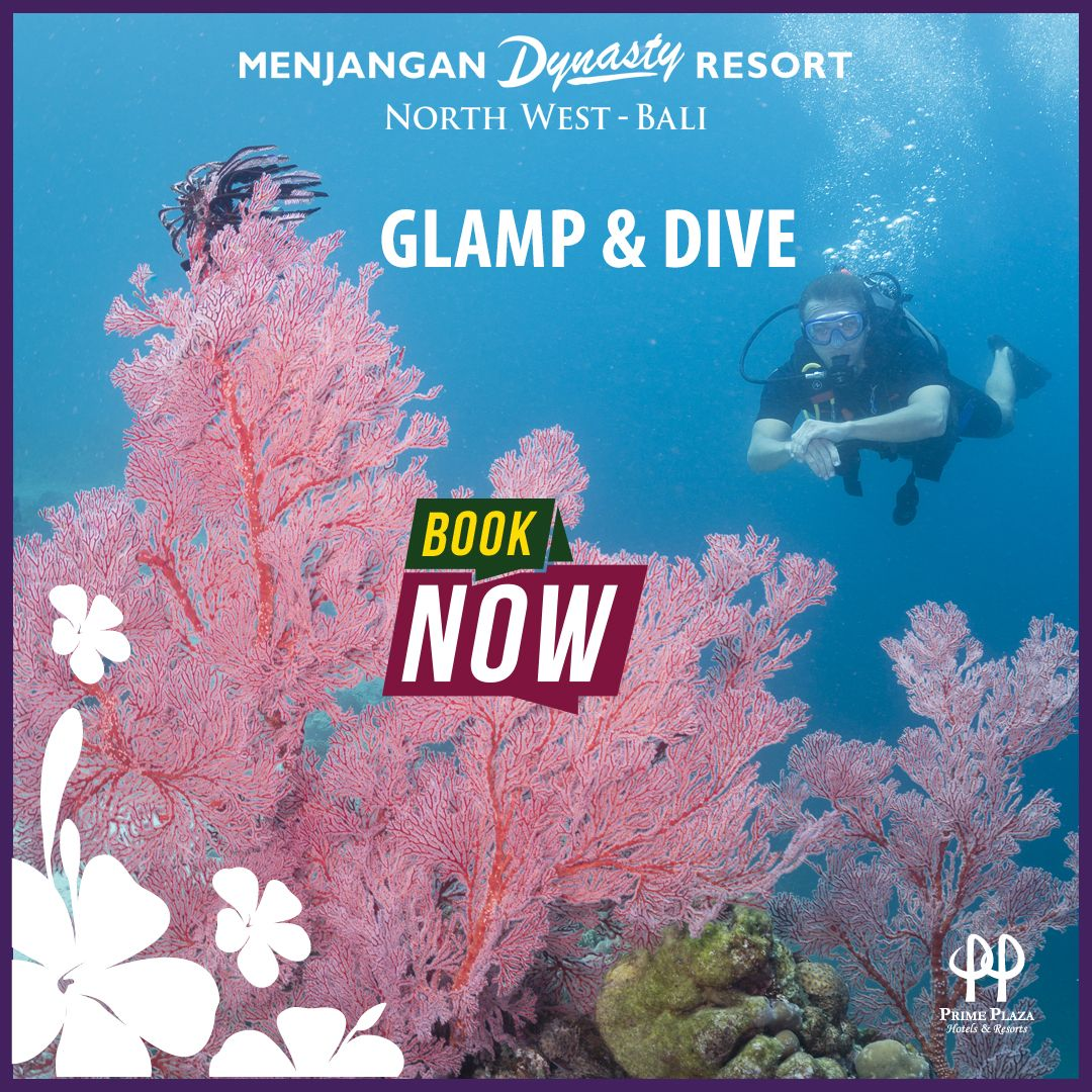 Glamp & Dive