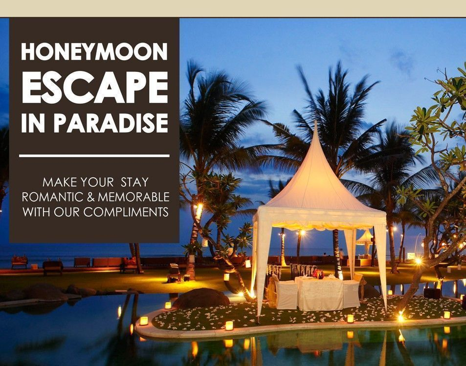 3 Nights Stay - Honeymoon Escape in Paradise