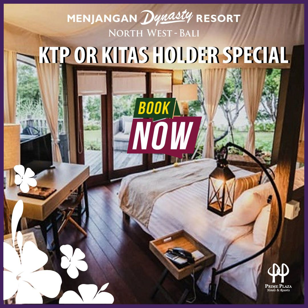 KTP or KITAS Holder Special Package