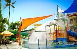 Family Special Offer - Family Pool View