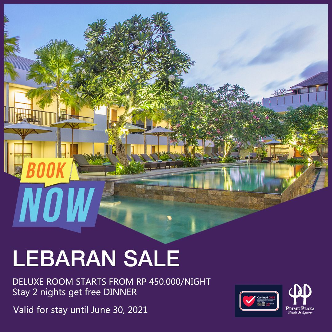 LEBARAN FLASH SALE