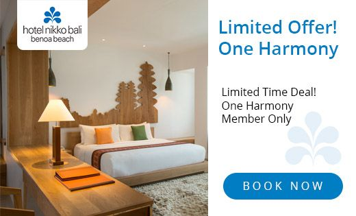 Limited Time Deal! - One Harmony Member Only
