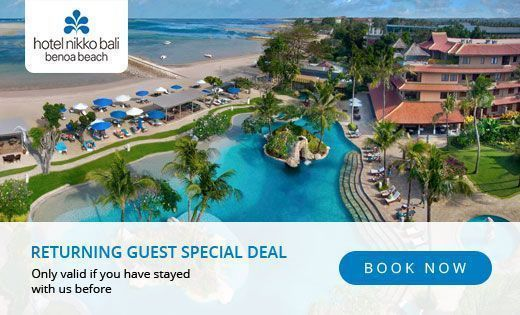 Special offer - Returnee Guest