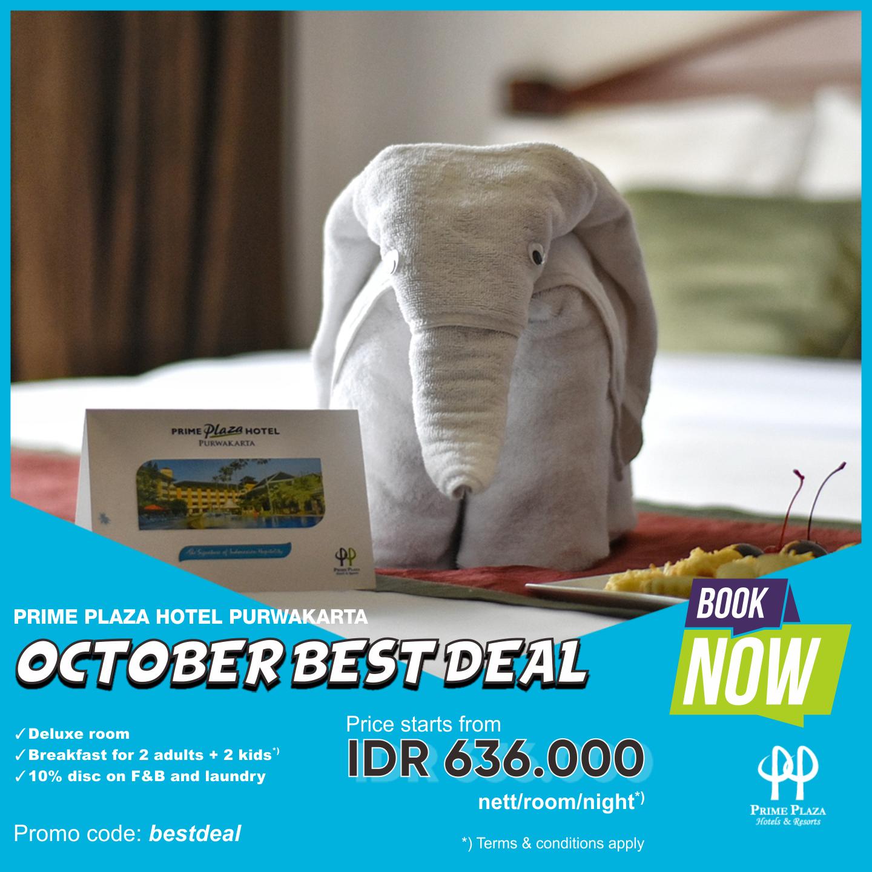 October Best Deal