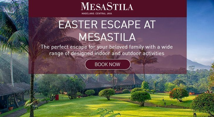 Easter Escape at MesaStila