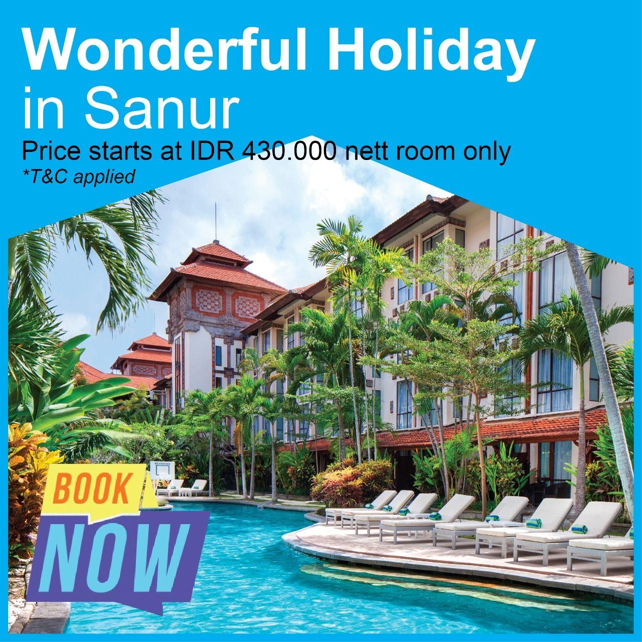 Wonderful Holiday in Bali