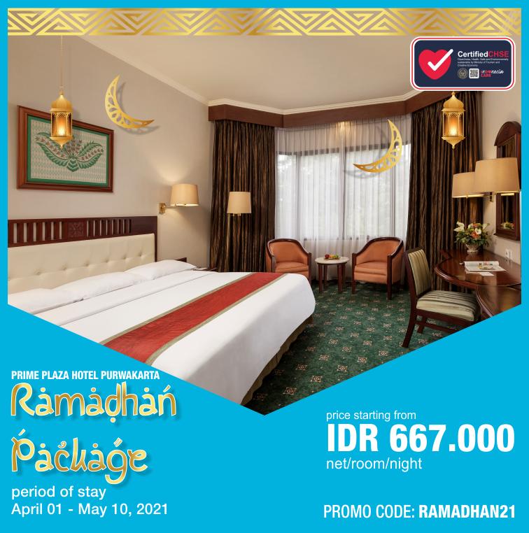 Ramadhan Package 2021