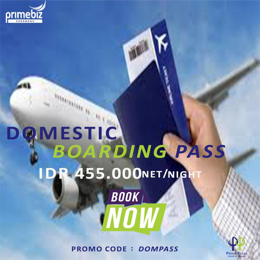 Domestic Boarding Pass