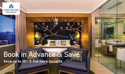 Book in Advance & Save