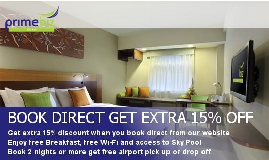 BOOK DIRECT GET 15% OFF