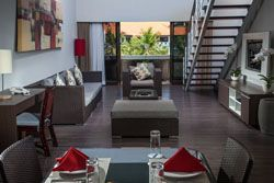 3 Bedroom Loft Suites with Breakfast