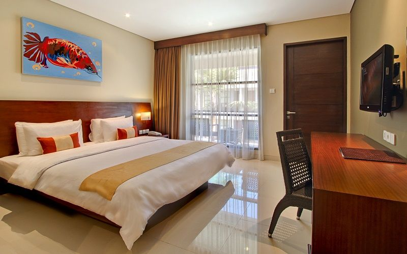Staycation at Deluxe Room