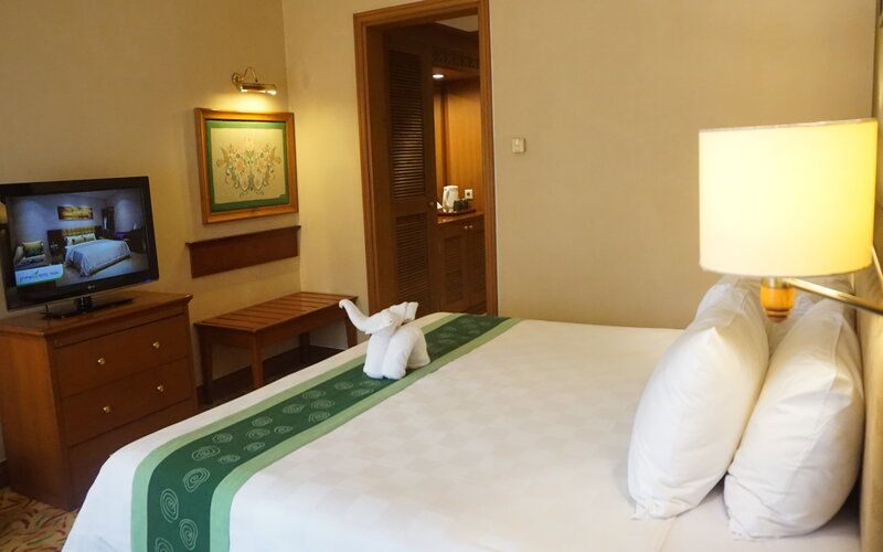 Deluxe Double Bed (Room Only)