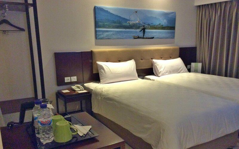Superior Twin Bed (Room Breakfast)