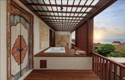 Jepun 1 bedroom Garden View Jacuzzi Suite